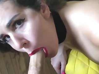 Tiny floosie gets rough sex untill she cums and tip creampie
