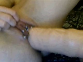 Oh I would ergo love to slide my swollen big dick into that corroded pussy