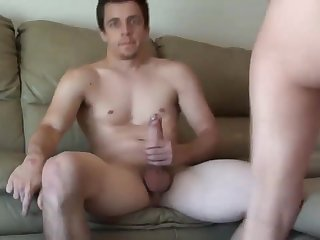 Well-proportioned amateur porn housewife takes a big dick fo
