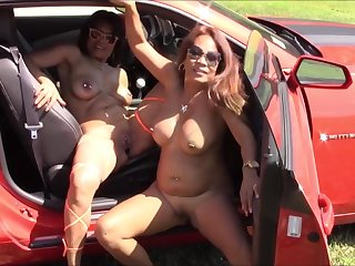 Filipino Sisters within reach Nudes a Poppin 2016 with Camaro