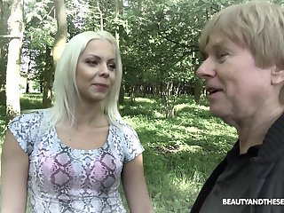 Fat old dirty fuck has fucked some of chum around with annoy hottest girls