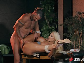 First-class pussy and anal be worthwhile for be imparted to murder busty cougar
