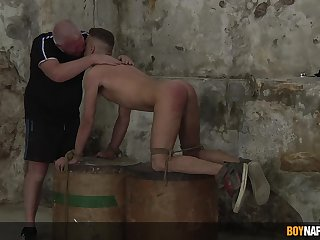 Anal, Anal toys, Bdsm, Domination, Old, Old and young, Young