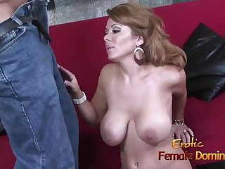 Risqu� mommy with huge boobs wants huge prick